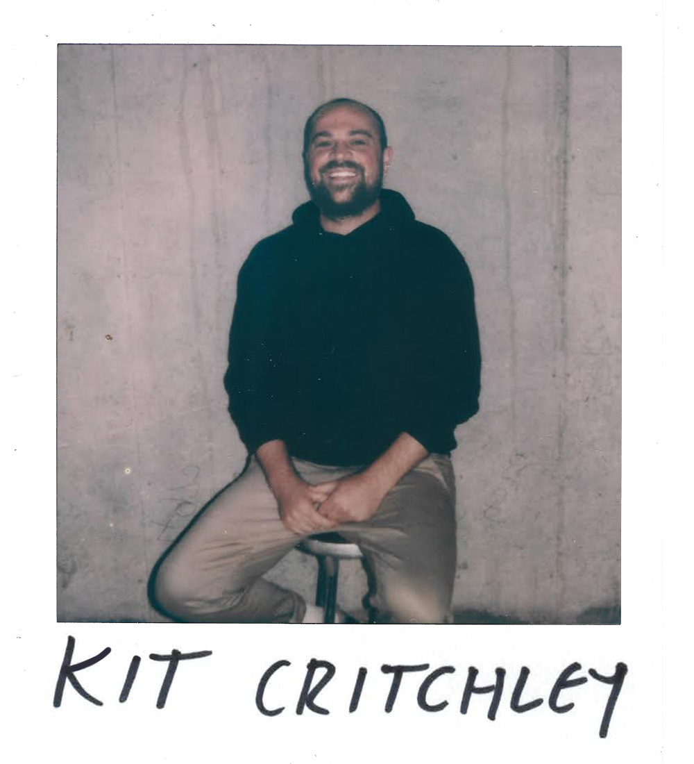 Kit Critchley